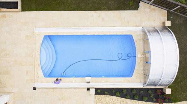filtro de depuradora piscina