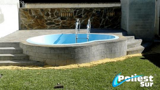 piscinas de poliéster en invierno, consejos para su mantenimiento