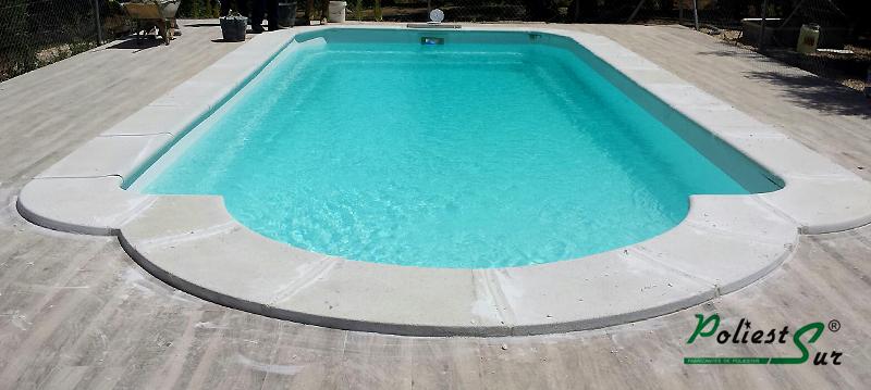 cómo mantener una piscina de poliéster