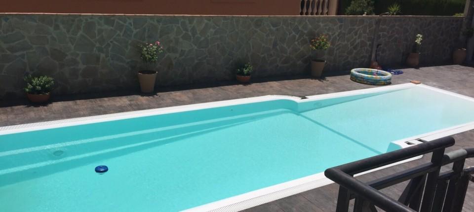 piscinas de poliéster prefabricadas