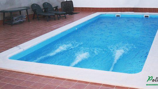 piscinas prefabricadas de poliéster