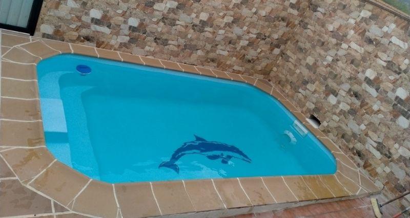instalación de piscinas de poliéster paso a paso